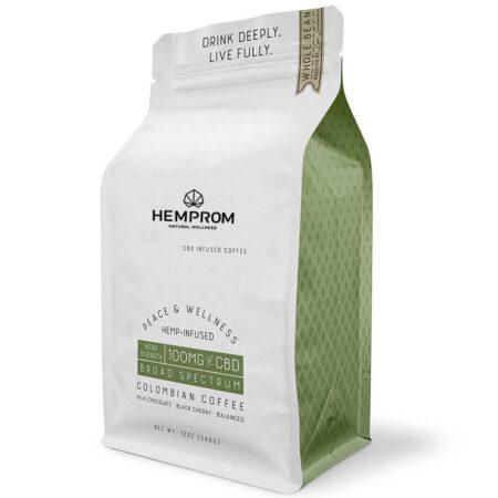 Cbd Coffee Packaging