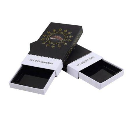 Custom Printed Cannabis Chocolate Boxes