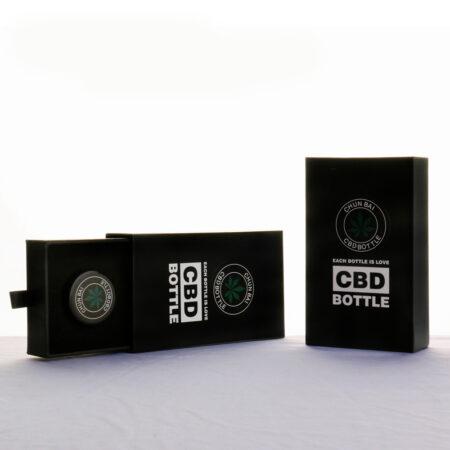 Custom Printed Hemp Pod Packaging Boxes
