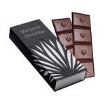 Custom Printed Marijuana Chocolate Boxes