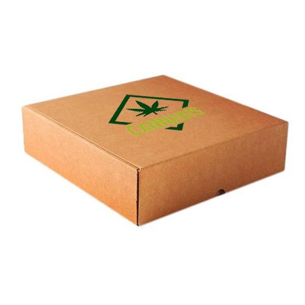 Custom Printed Marijuana Shipping Boxes