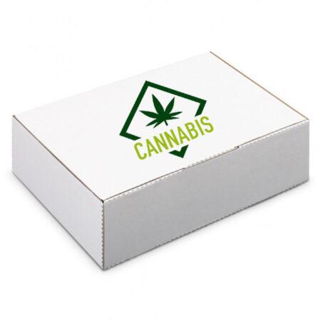 Custom Printed Marijuana Shipping Packaging