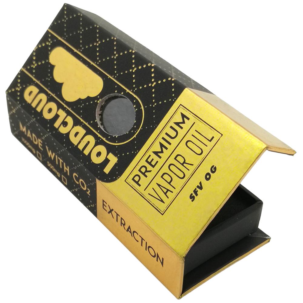 Custom Printed Pod Cartridge Packaging Boxes