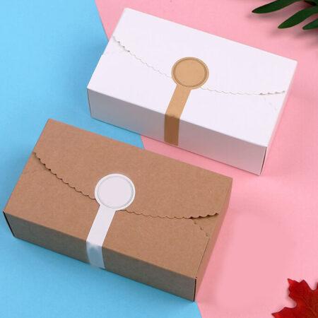 Printed Marijuana Cookie Boxes