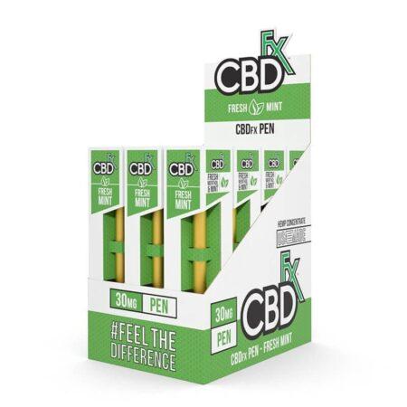 Printed Marijuana Display Boxes